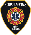 Leicester Fire Department Logo