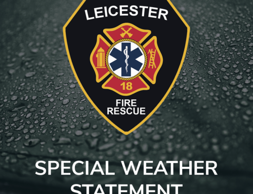 Special Weather Statement—Flooding Likely